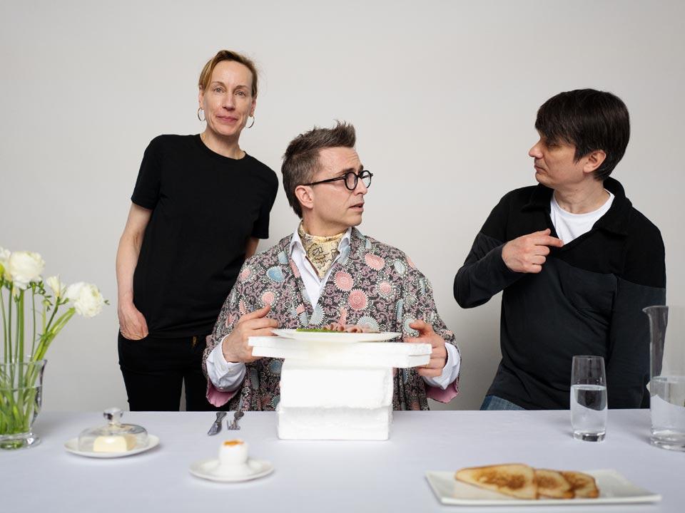 Елена Колдунова, Майк Гибсон и Клёсов
