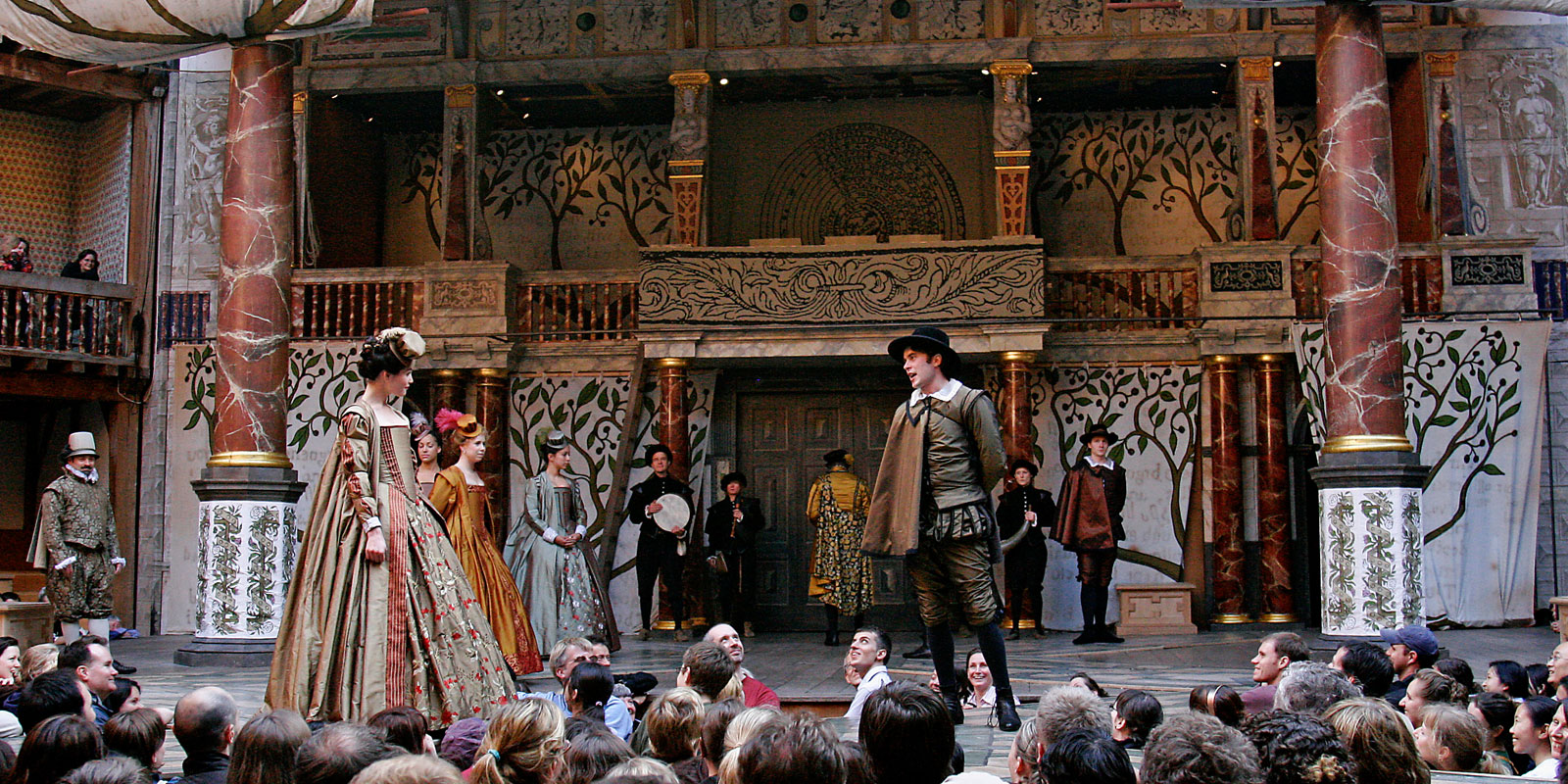 an analysis of the different movie interpretations of the play hamlet by william shakespeare Interpretation alternatives of shakespeare  different interpretations and differences of opinion regarding the genre of the tempest, a play by william shakespeare.
