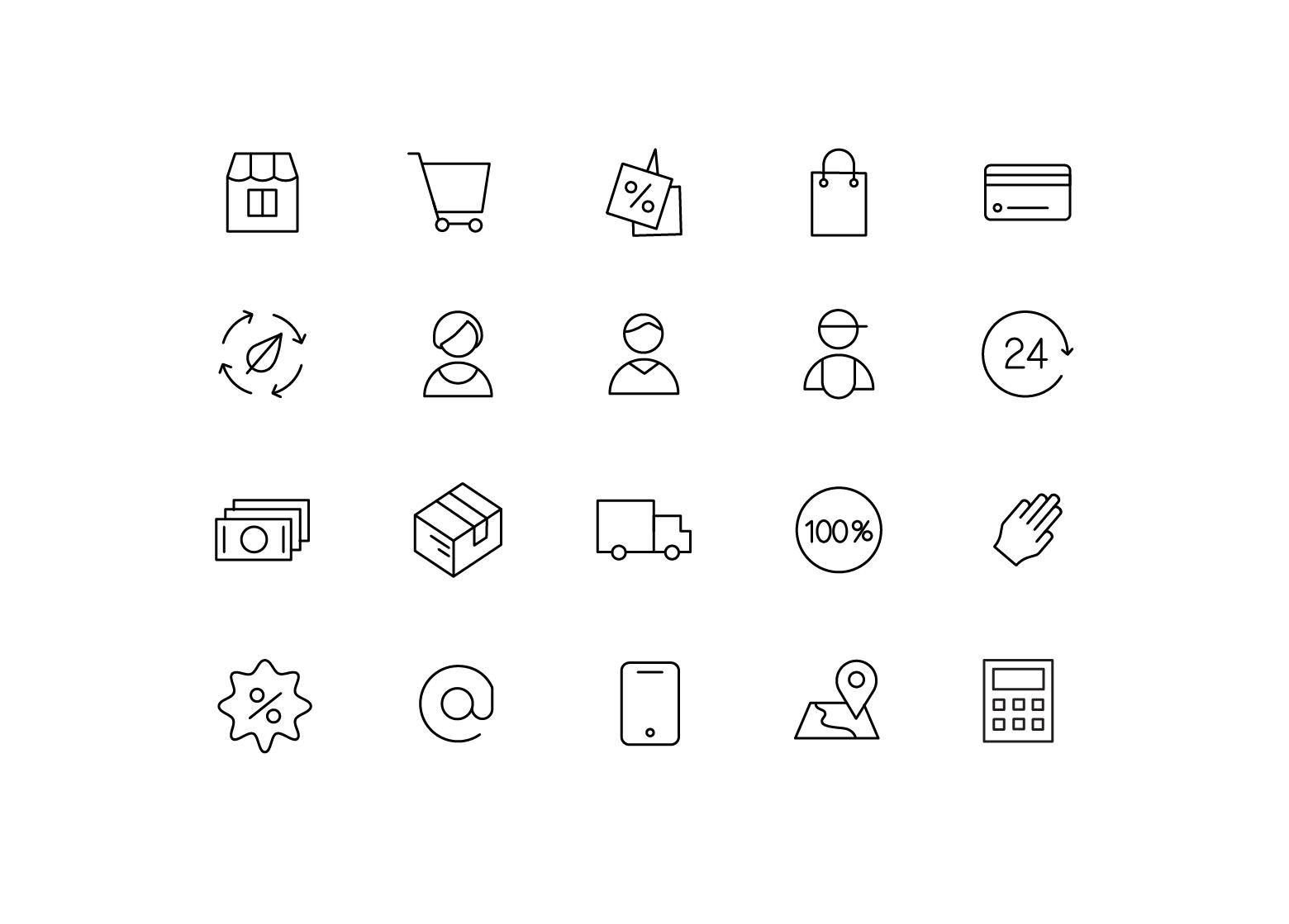 Free Icons Tilda Publishing