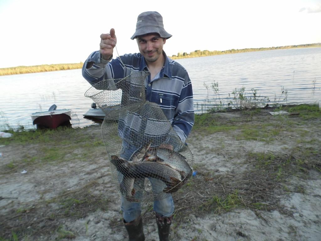 Рыбалка в районе усть тавды