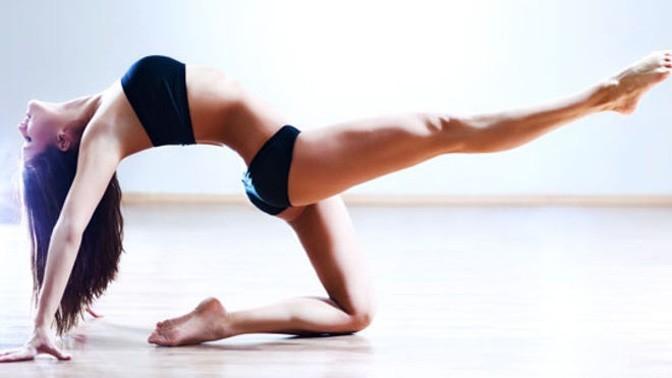Интенсивные йога тренировки