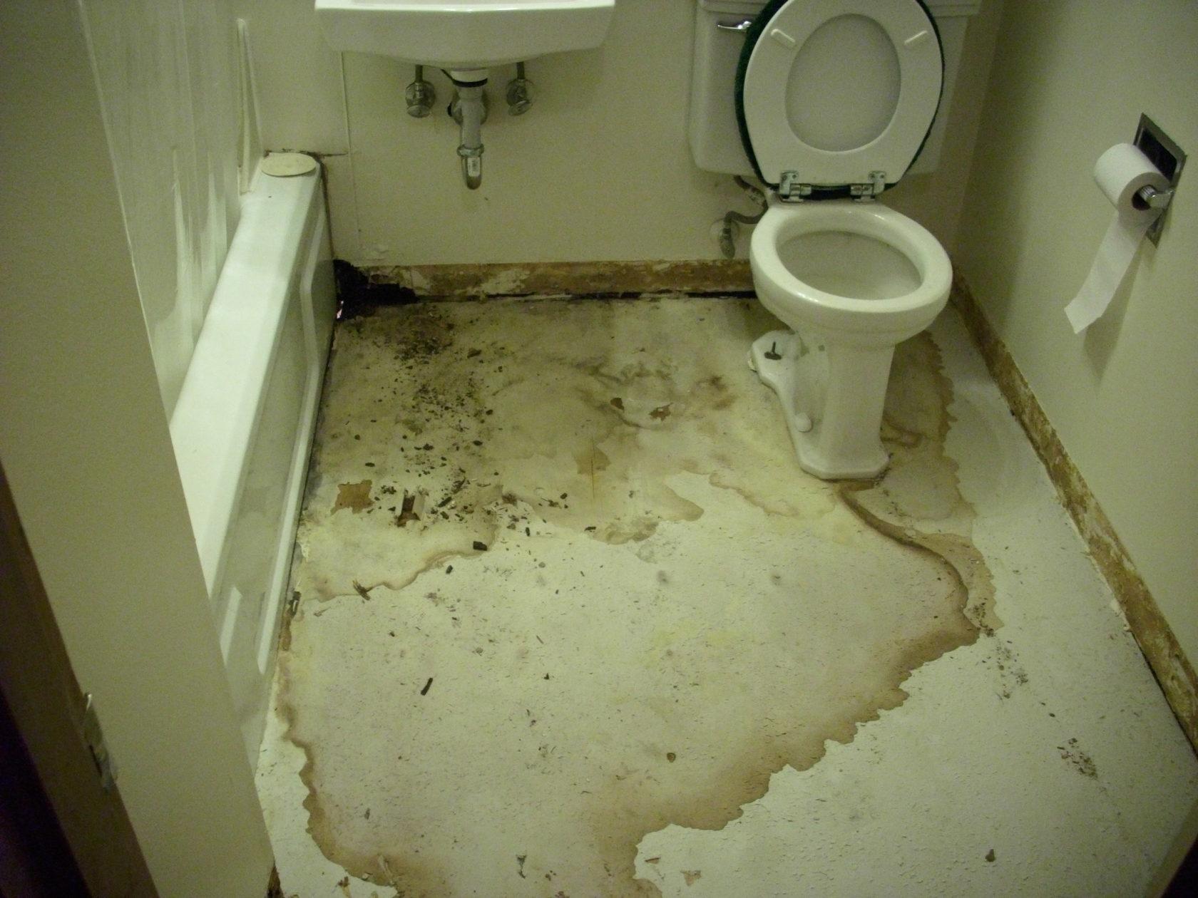 затопило квартиру канализация