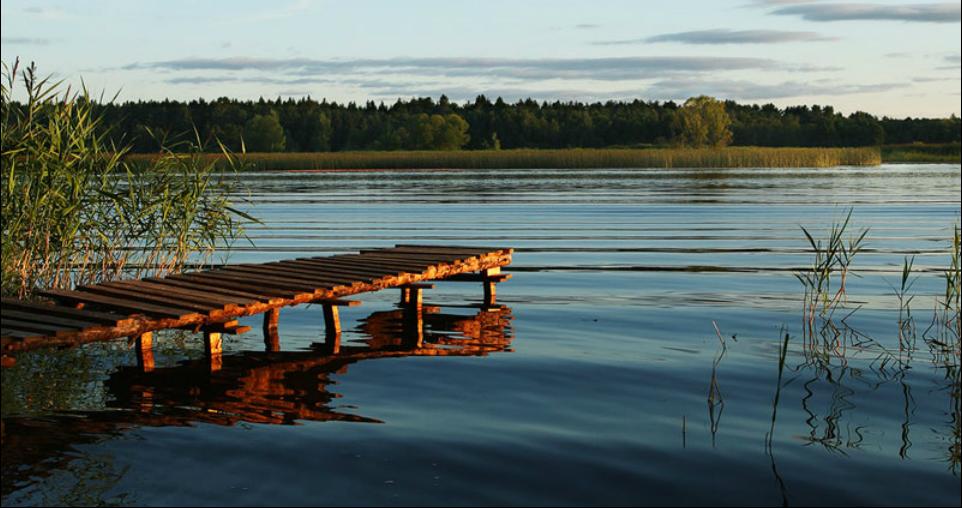 озеро Ялпуг, самое большое озеро Украины
