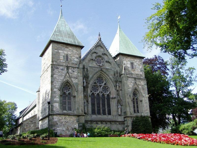 Church of Stavanger, Norway