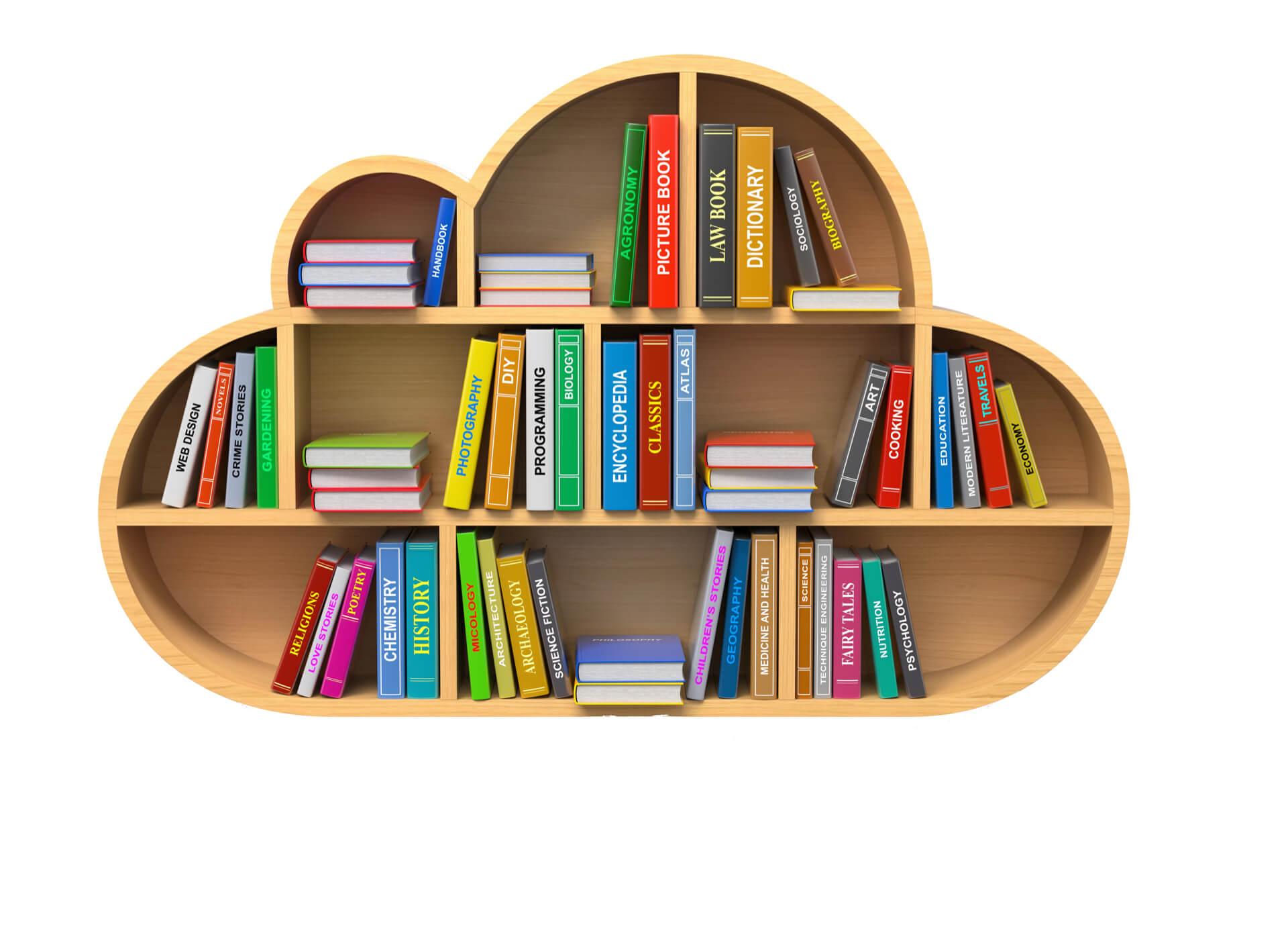 Каким бывает дизайн книг