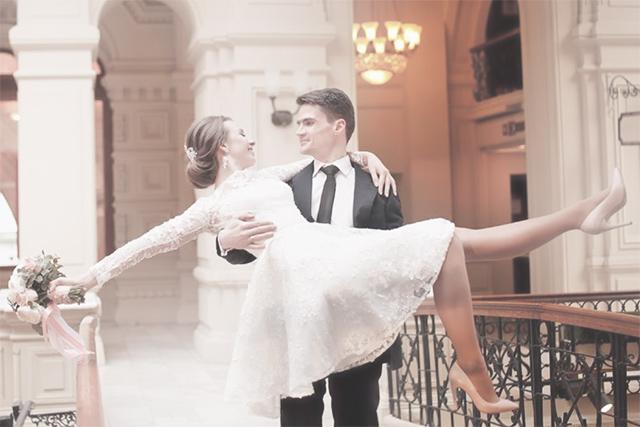 Видео отзыв Марины о свадебном стилисте Анастасии Котовой