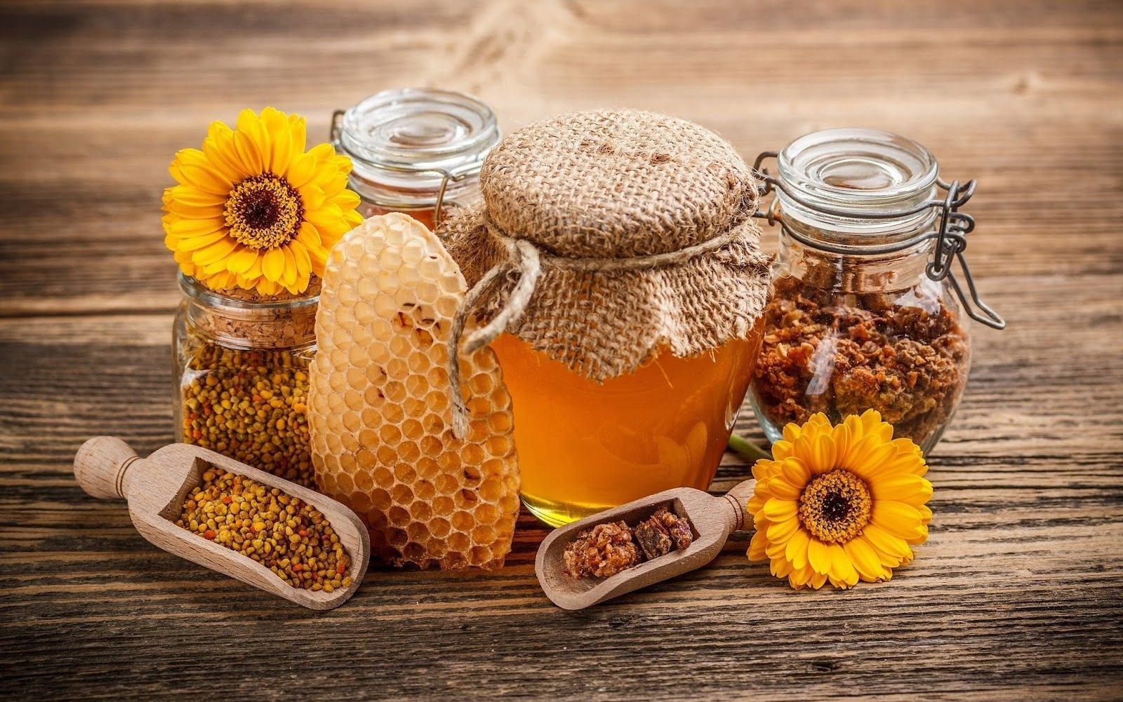 Продукты пчеловодства картинки