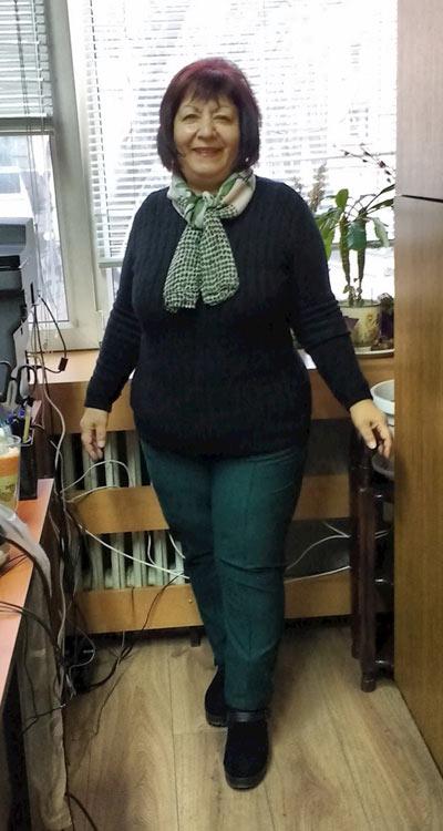 Дамски панталони големи размери за едри жени от Ефреа