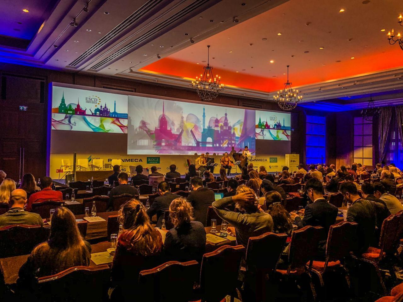 Международный конгресс ESCD 2019