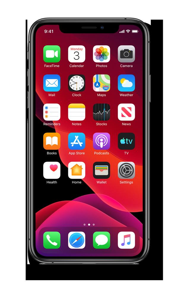UI Kit iOS 13 for Figma