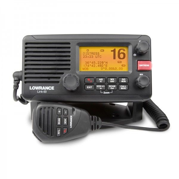 Купить Lowrance Link-8 в Владивостоке