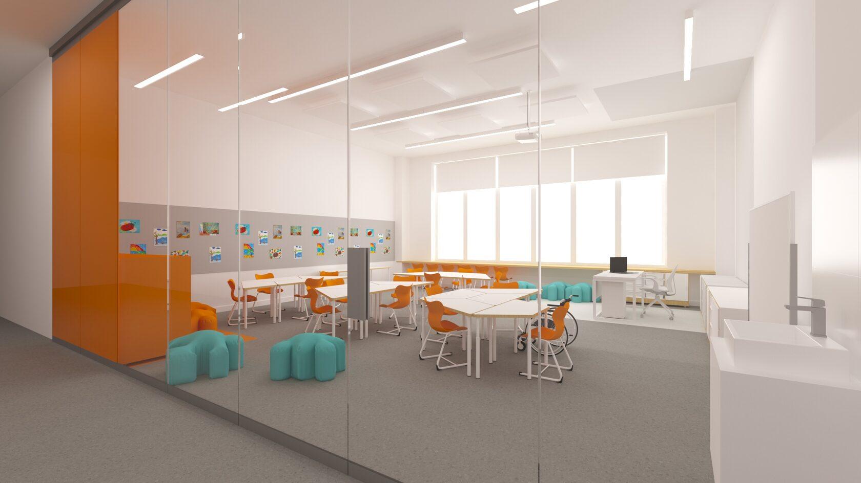оформление учебного кабинета
