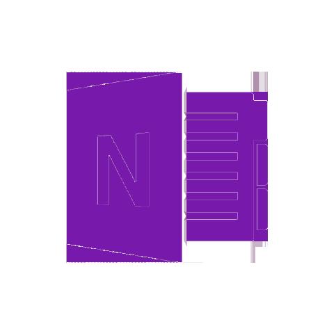 Microsoft OneNote, электронная записная книжка