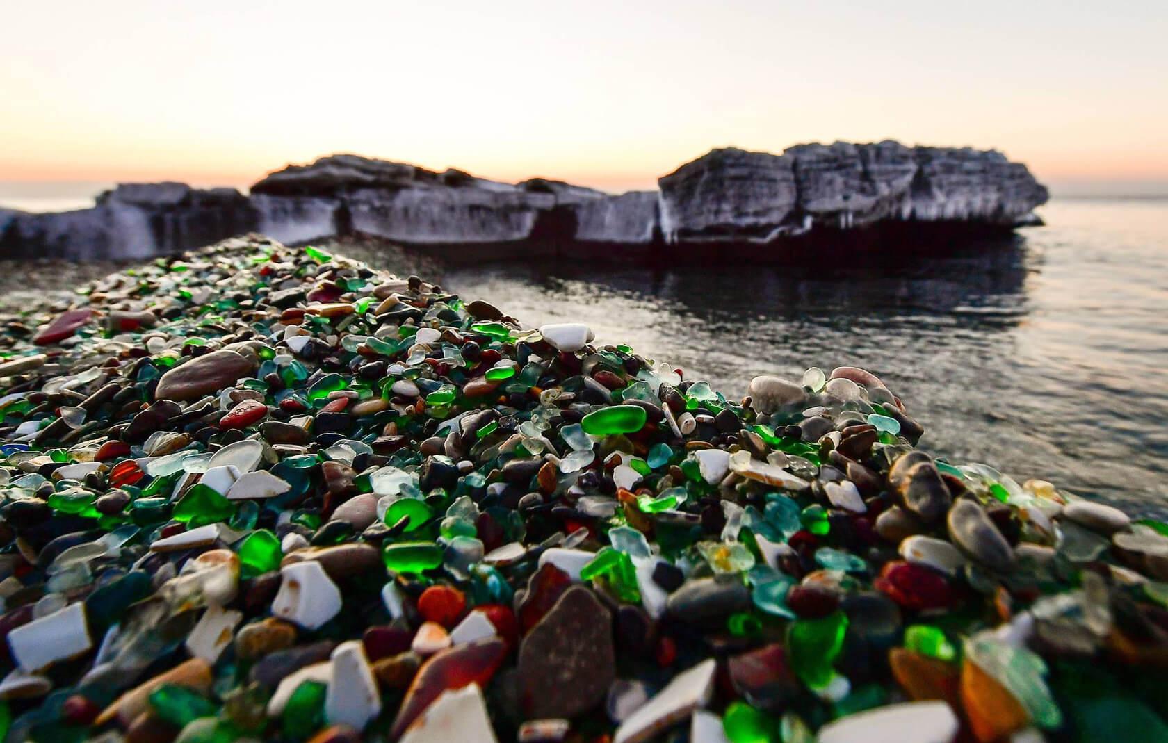 Стеклянная бухта Владивосток