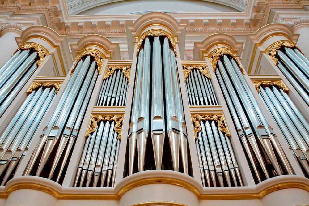 Орган в Таврическом дворце