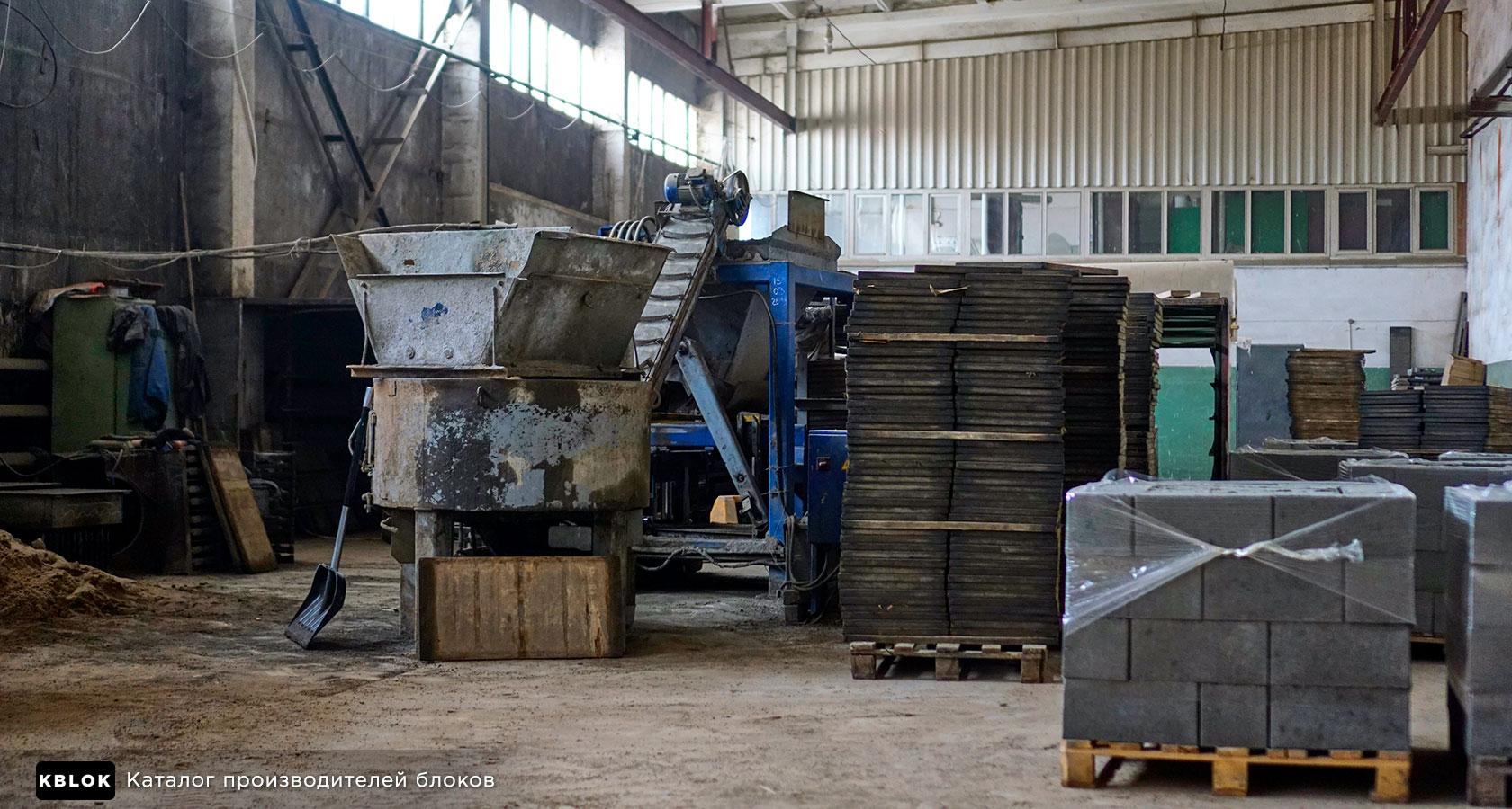 Станок и бетоносмеситель