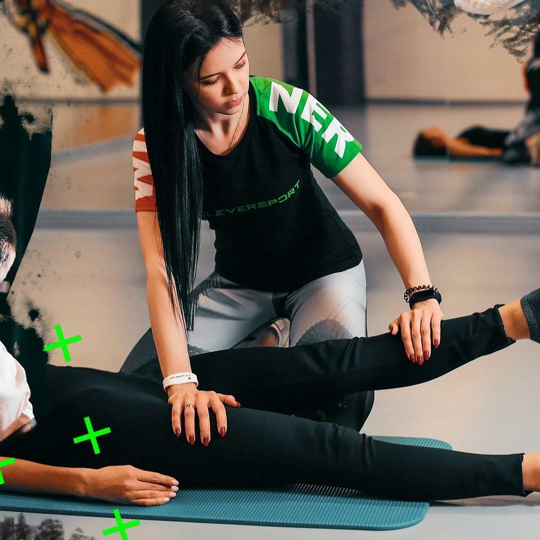 Диагностика слабости мышц в фитнес-клубе CLEVERSPORT