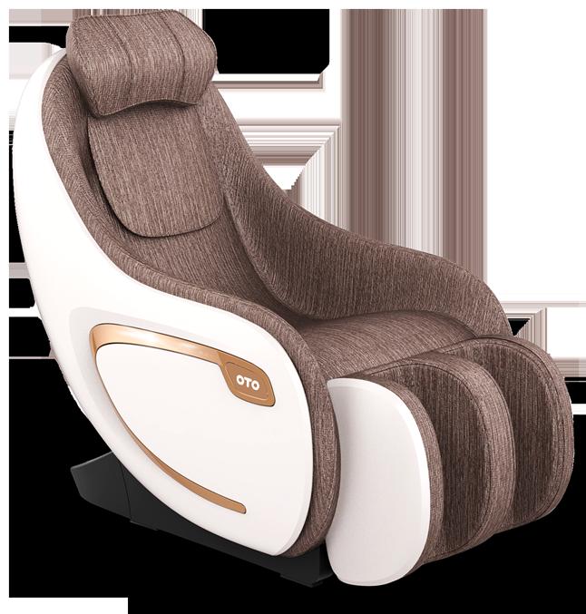 Массажное кресло OTO Quantum Check Grey 79 000 рублей