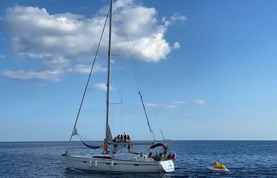 Аренда яхты в Крыму с капитаном цена