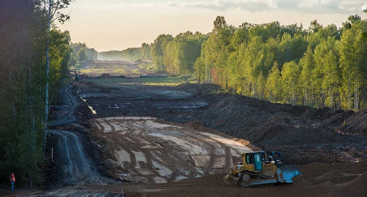 Общая стоимость контракта, заключенного c «Мостотрестом» по итогам проведенного открытого конкурса, составляет 13,2 млрд руб. (фото: ГК «Автодор»)