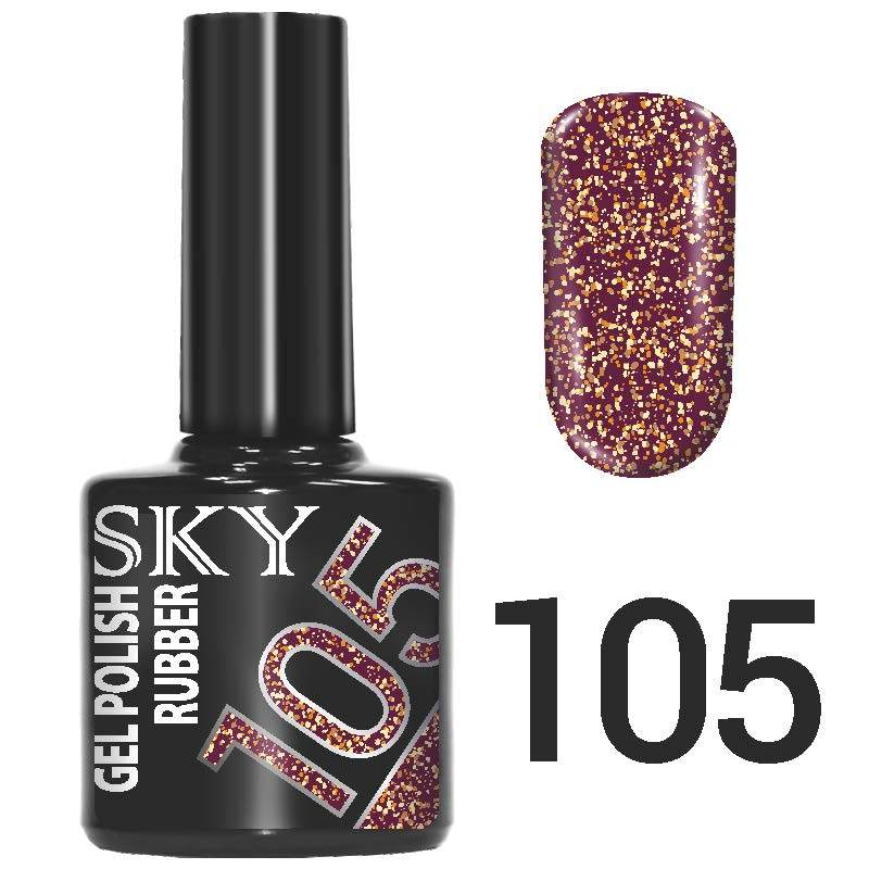 Sky gel №105