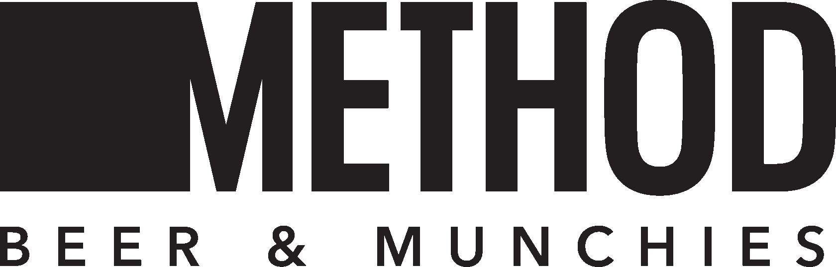 METHOD • Beer & Munchies