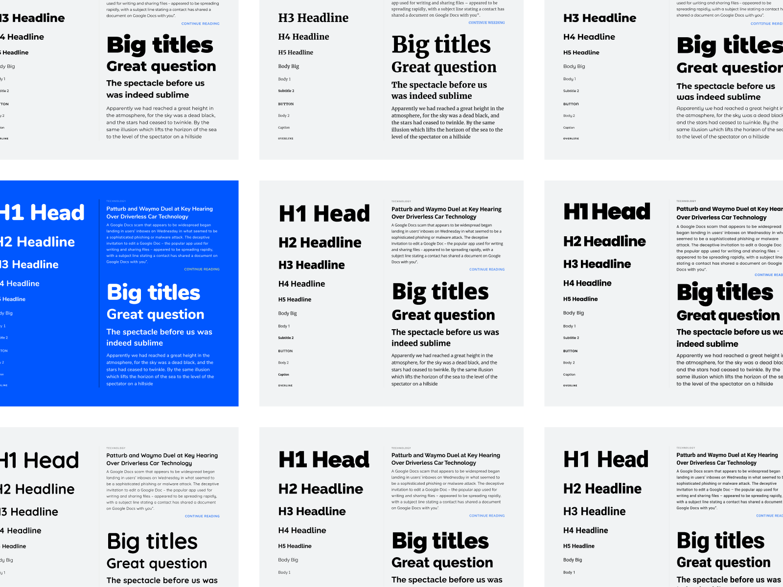 Best Web Fonts 2019 for Figma