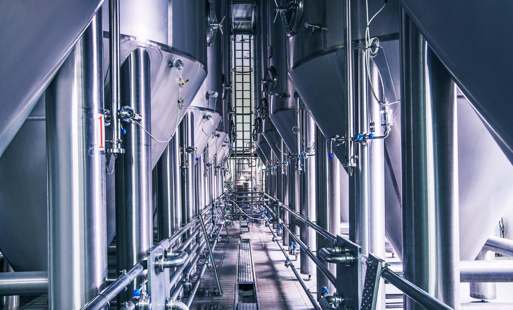 Экскурсия на пивоваренный завод Gletcher