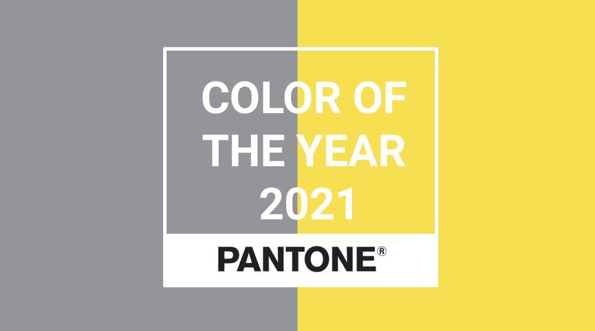 Сиво Ultimate Gray и жълто Illuminating са модерните цветове за 2021 според Pantone.