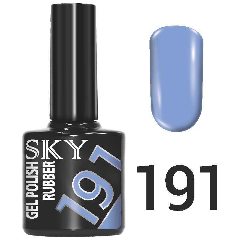 Sky gel №191