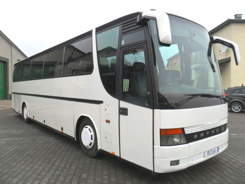Автобус из Анапы в сторону Лермонтово