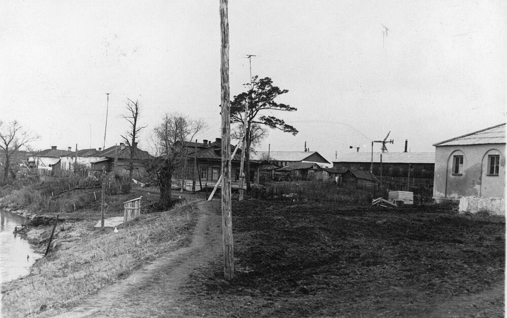 Фото Поповки 1950-1955