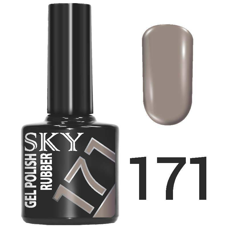 Sky gel №171