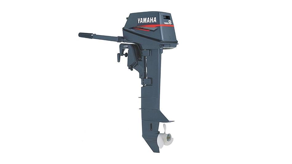 Yamaha 8FMHS 8 л.с.