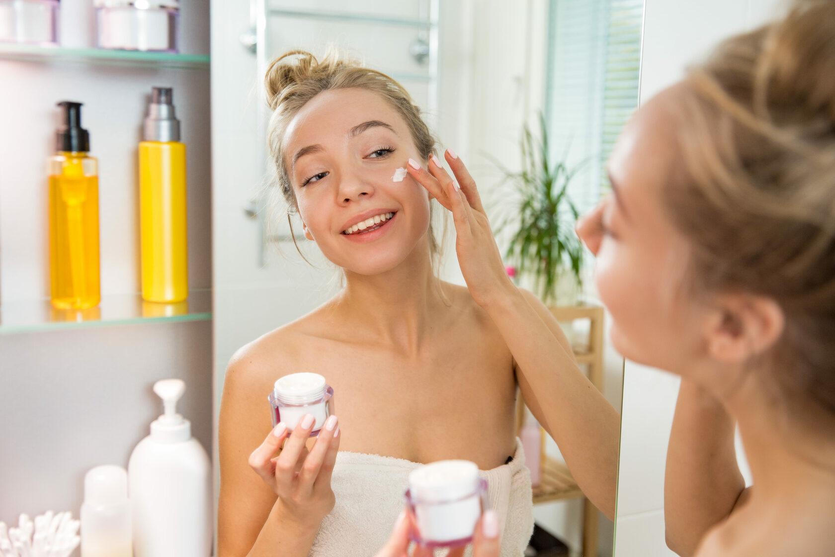 Уход за кожей лица в домашних условиях отзывы