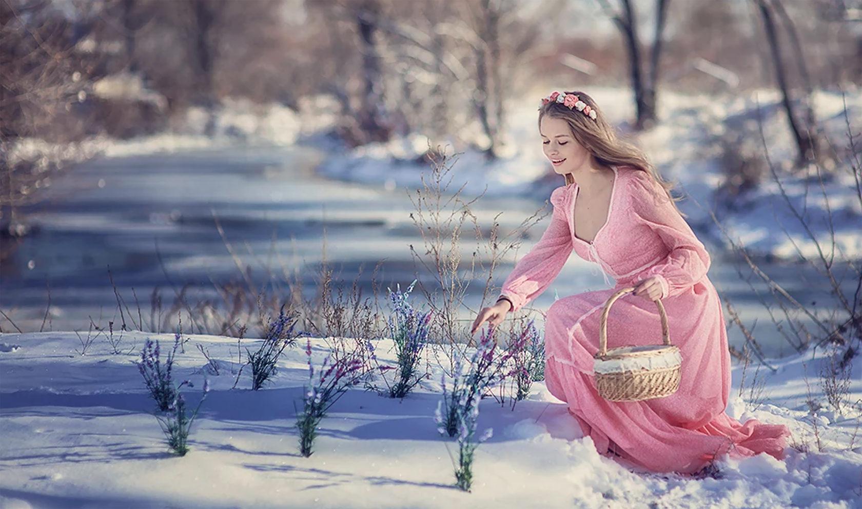 красивые картинки ждем весну знать как сделать