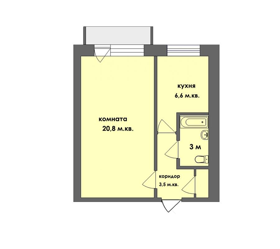 Ремонт квартир в Самаре под ключ - фото 33