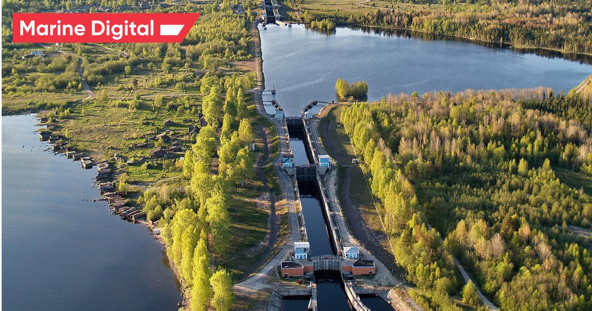 White Sea-Baltic Canal (Belomorkanal)