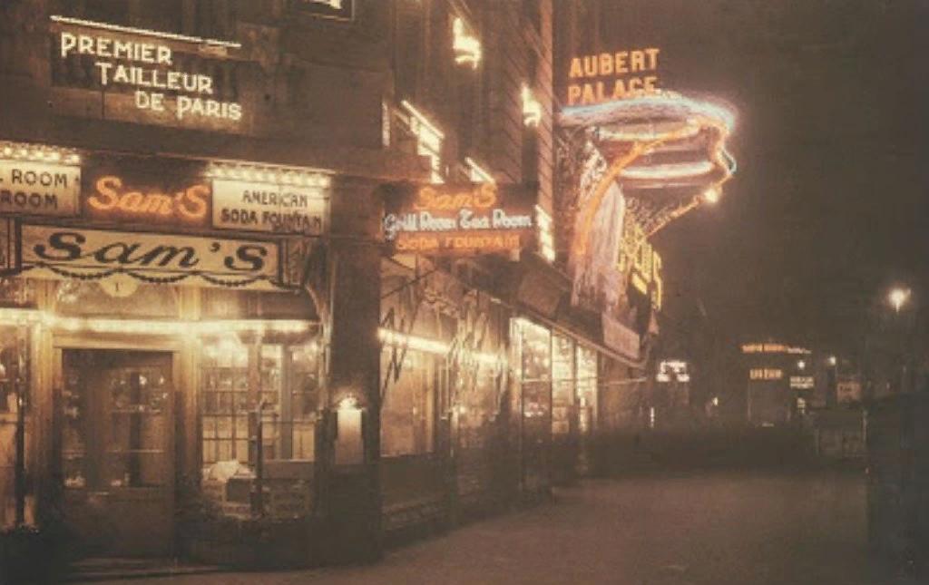 Неон в Париже 1913 года