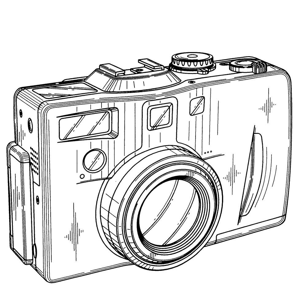 для фотоаппарат рисунки карандашом придать интерьеру выразительность
