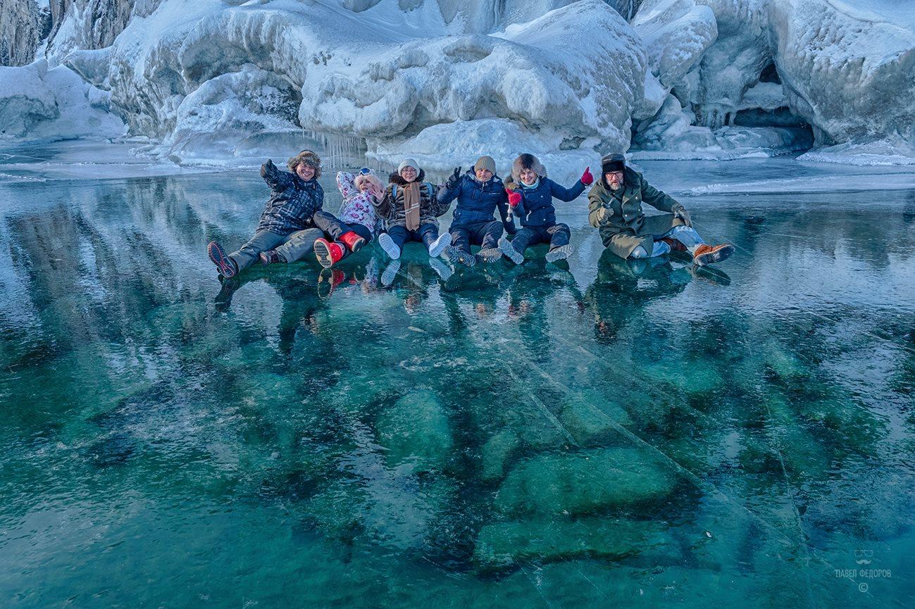 фото туризм на байкале