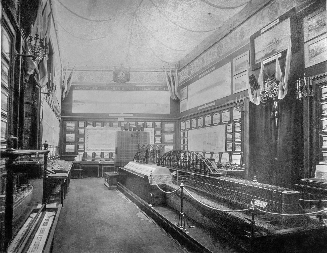 Всемирная выставка 1900 года. Павильон русских окраин