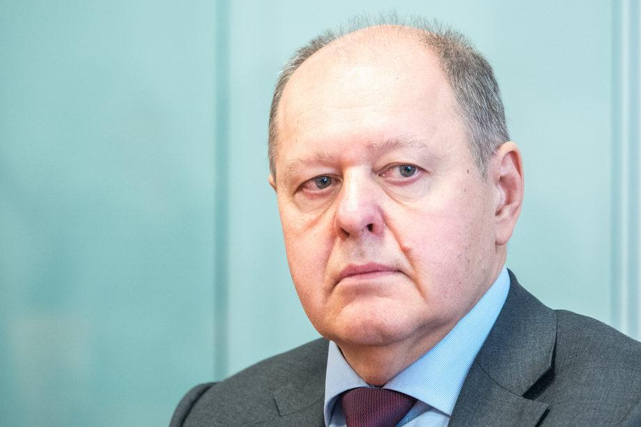 Владимир Моисеенко, главный химиотерапевт Петербурга