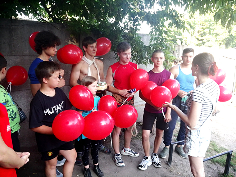 Шарийцы Каменского присоединились к спортивной команде «Вексель» - фото