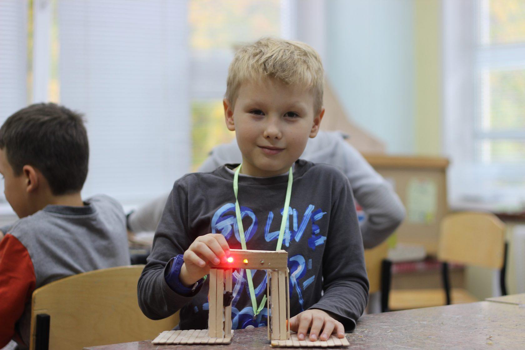 робототехника красноярск зеленая роща
