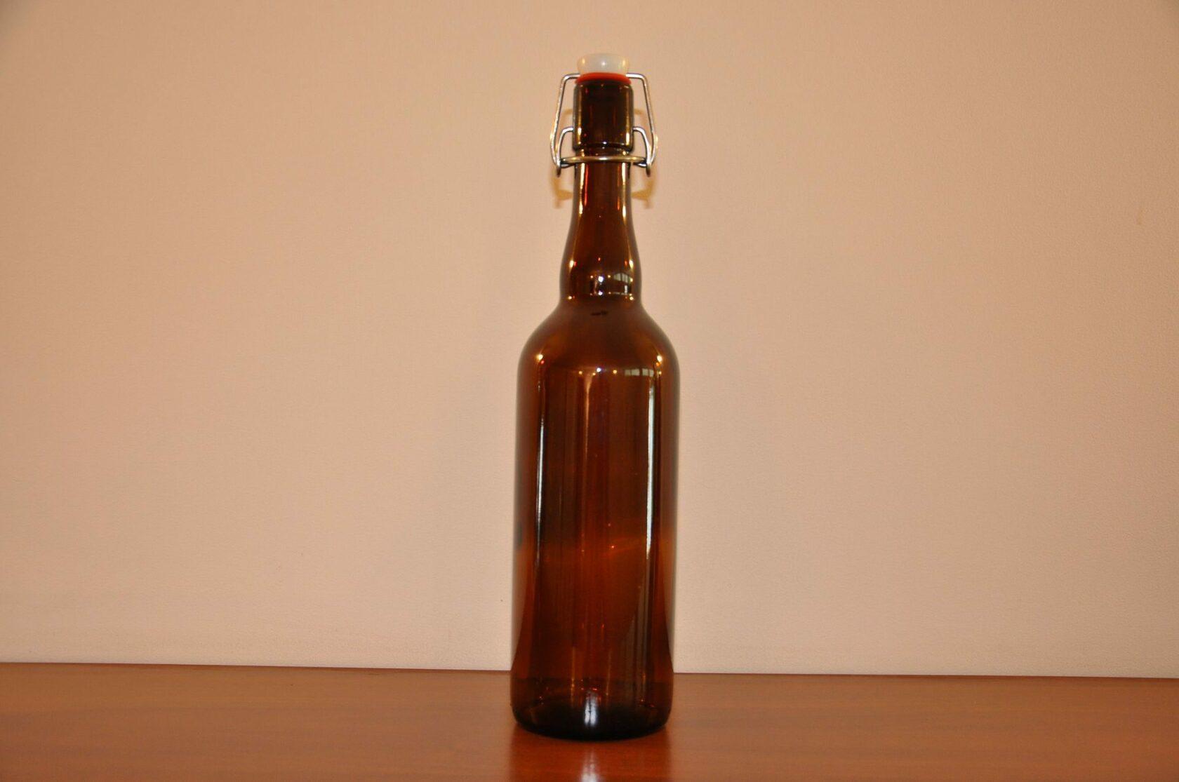 Бугельные бутылки для пива: преимущества и особенности