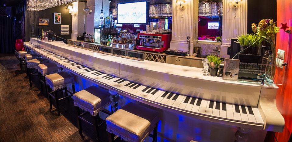 Музыка для ресторана и кафе