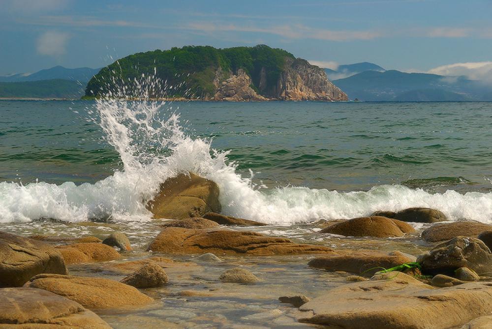 морские пейзажи прим края фото только для