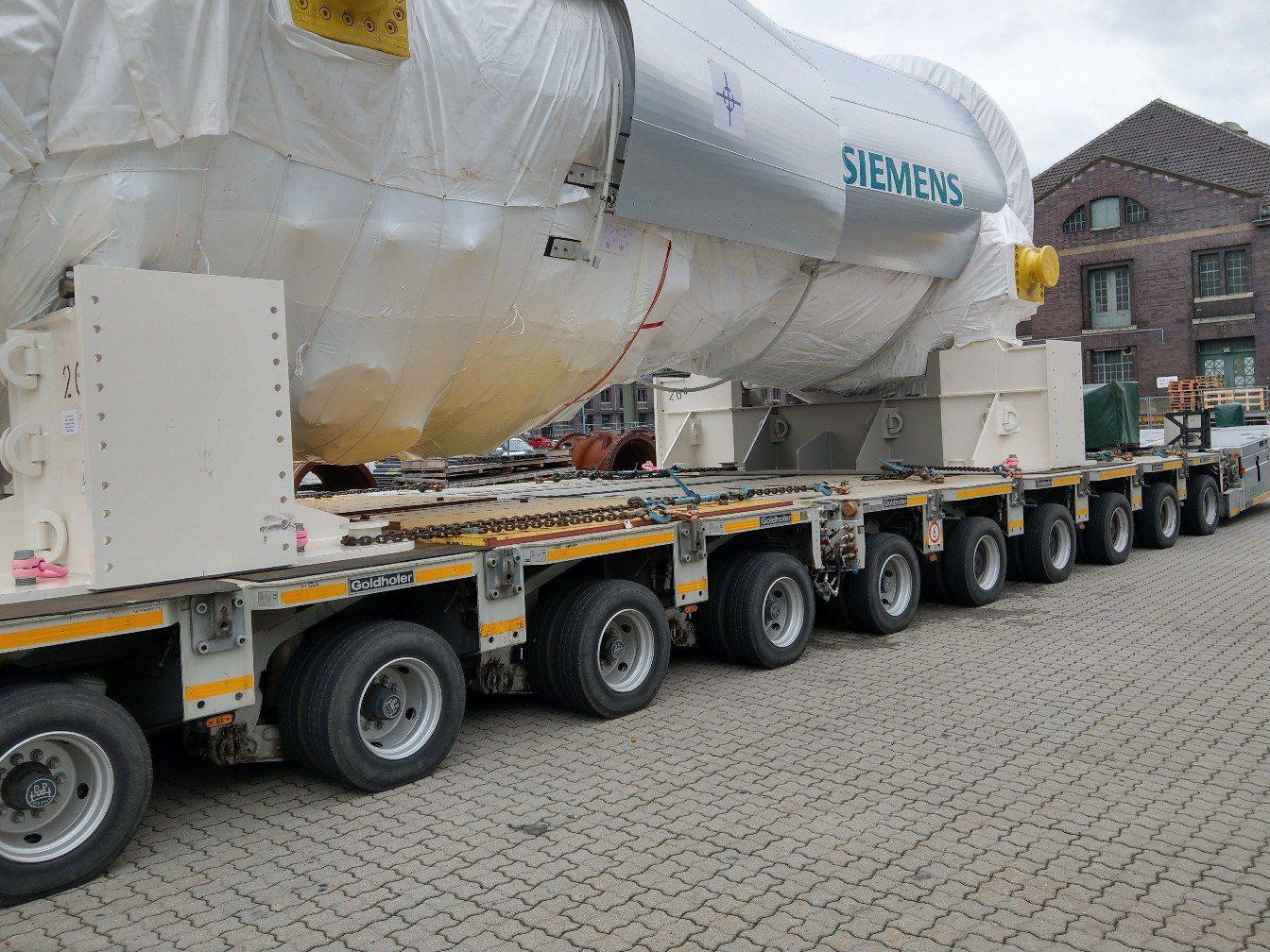 Russland Transporte - MARTIN Spedition Berlin