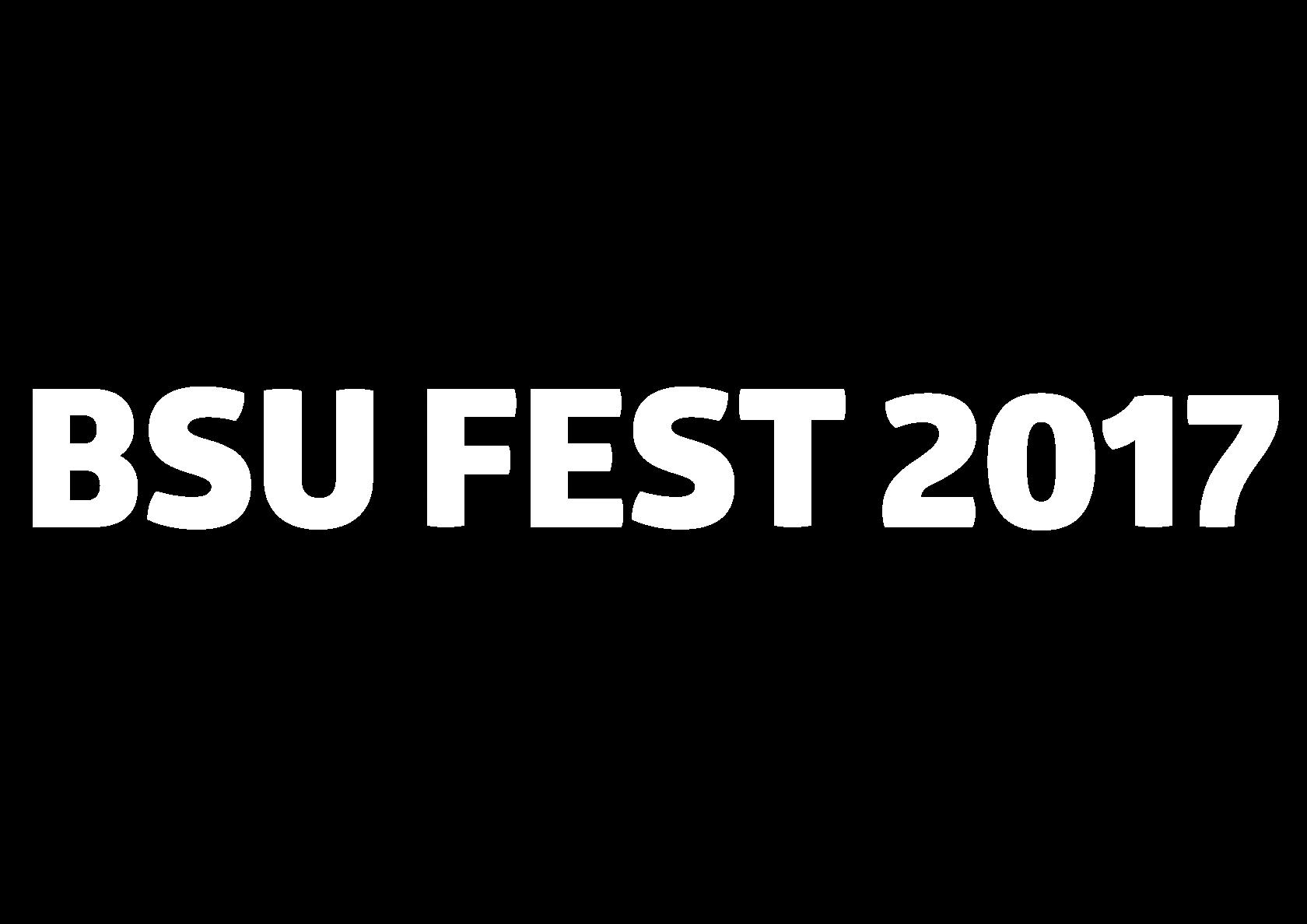 BSU FEST 2017